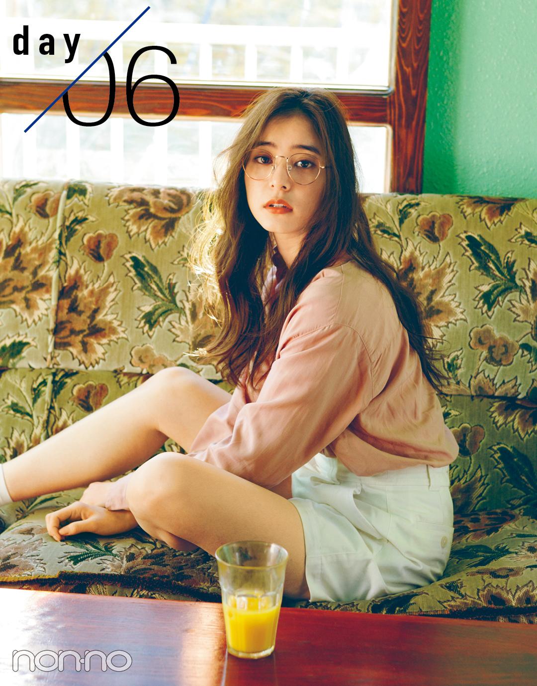 新木優子のハッピー感MAX着回しday6-10♡ 「一緒にいたい女の子」は服で作れる!_1_2-1