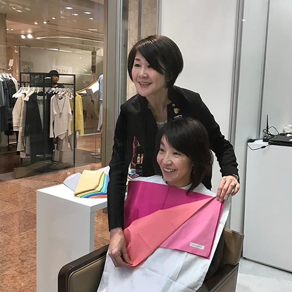 日本橋三越本店で、パーソナル・ショッピングを体験!_1_1
