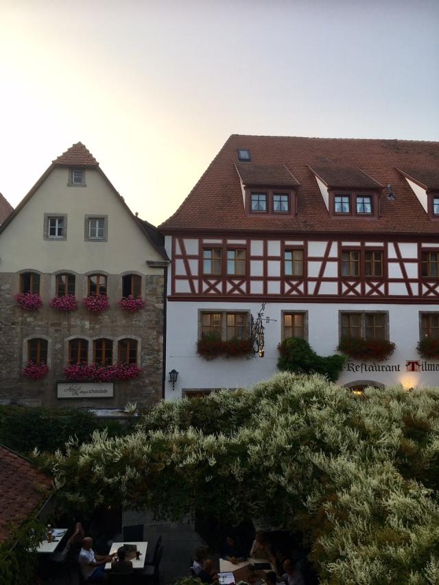 夏休み旅行 day3:ドイツ ローデンブルグ_1_1-8