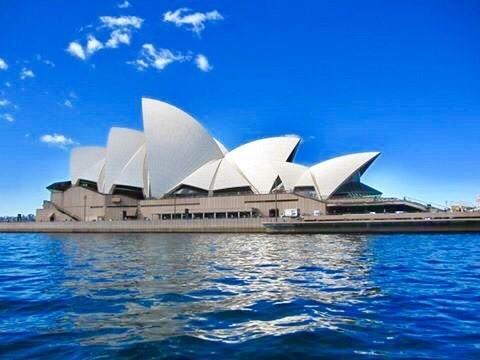 G'day! オーストラリア【シドニー】を歩く その1_1_2-1