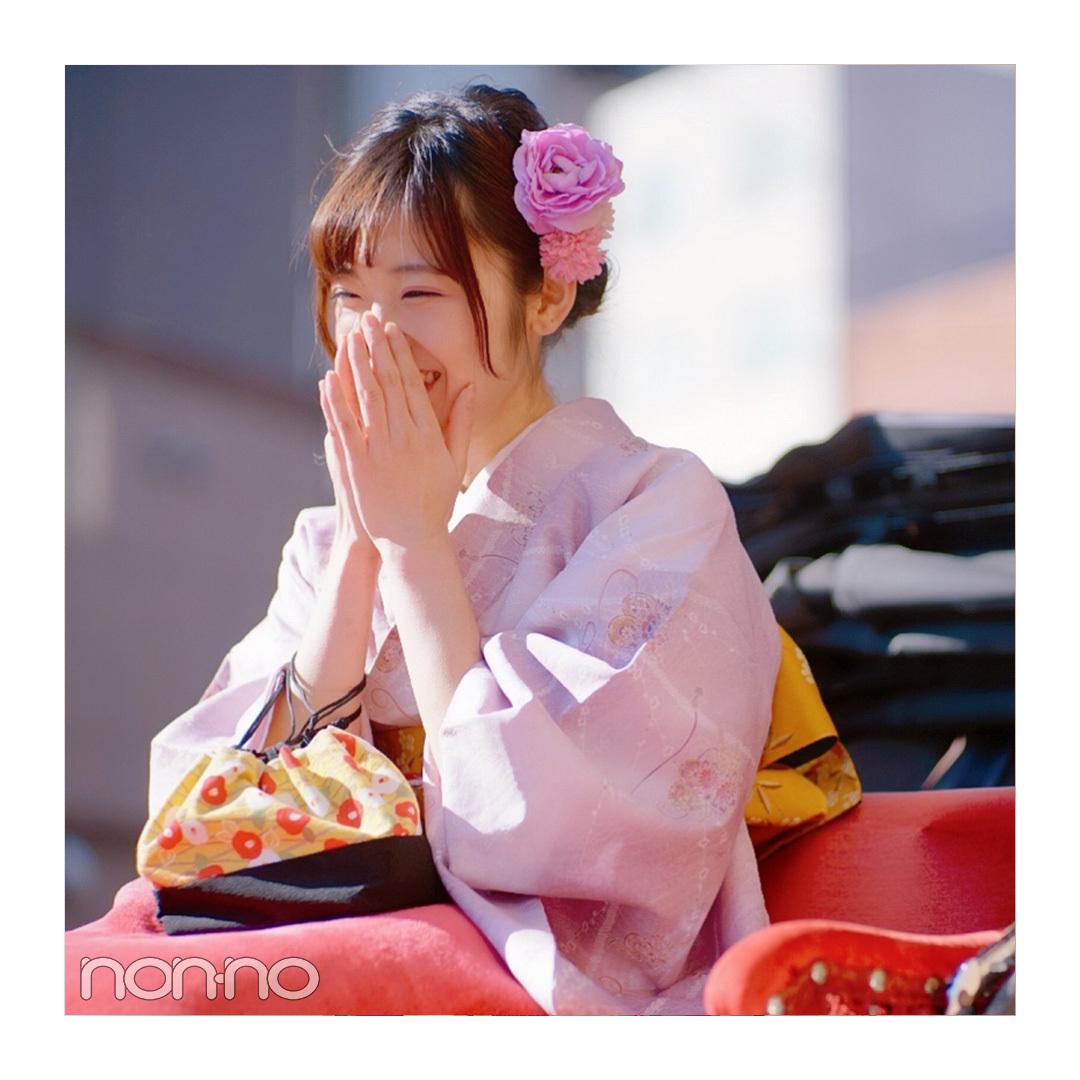ノンノ専属読モ・カワイイ選抜の着物コーディネイトまとめ♡ 11選_1_1-1