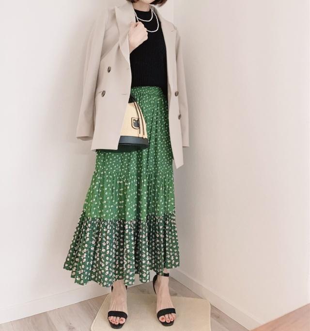 上下UNIQLOで出来ちゃう♥初夏コーデ【momoko_fashion】_1_3-2