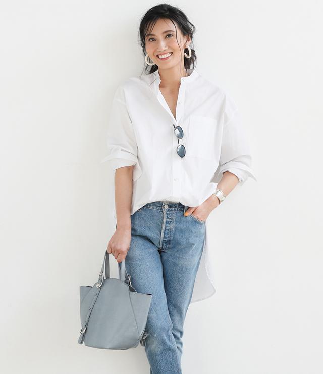 ファッションエディター・坪田あさみさんの 「トフ&ロードストーン」の最新バッグ、私流スタイリング術_1_1