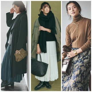 【2021冬の最旬スカート着こなしテクまとめ】今すぐ取り入れたいアイデアをチェック!