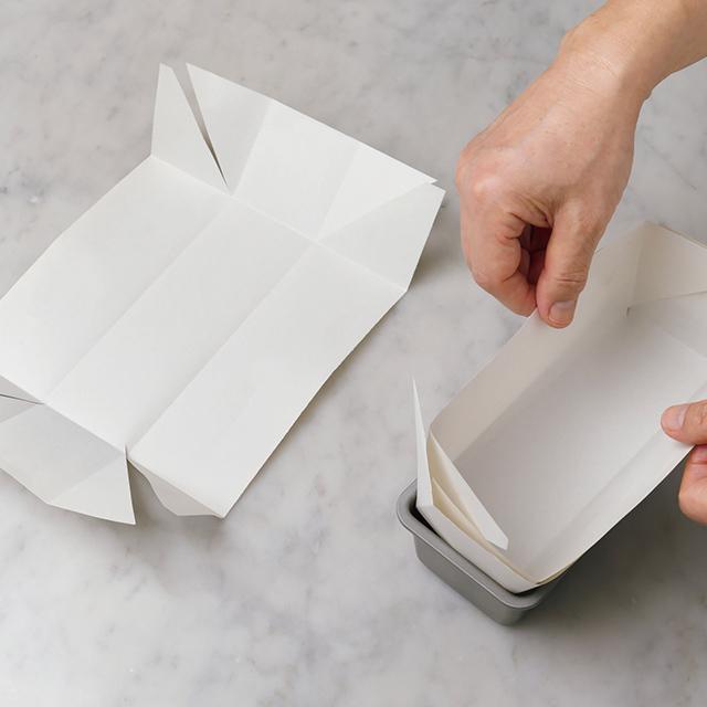 紙の敷き方