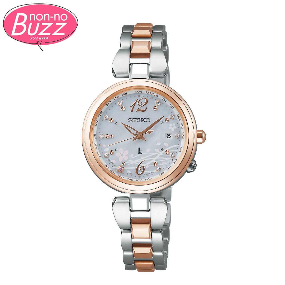 新生活に必要なのは、大人可愛い腕時計♡ セイコーの桜モデル10種類が限定で登場!_1_2-1