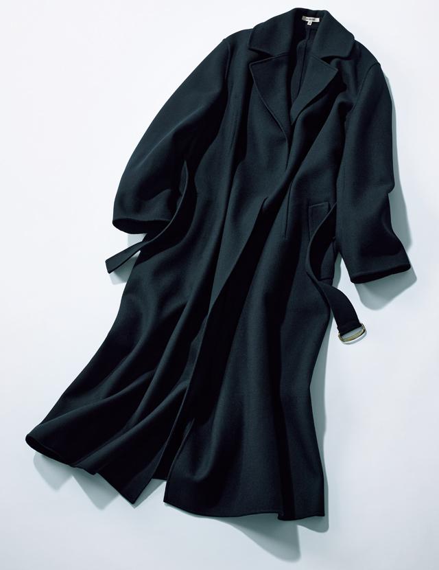 ブラミンクの黒コート
