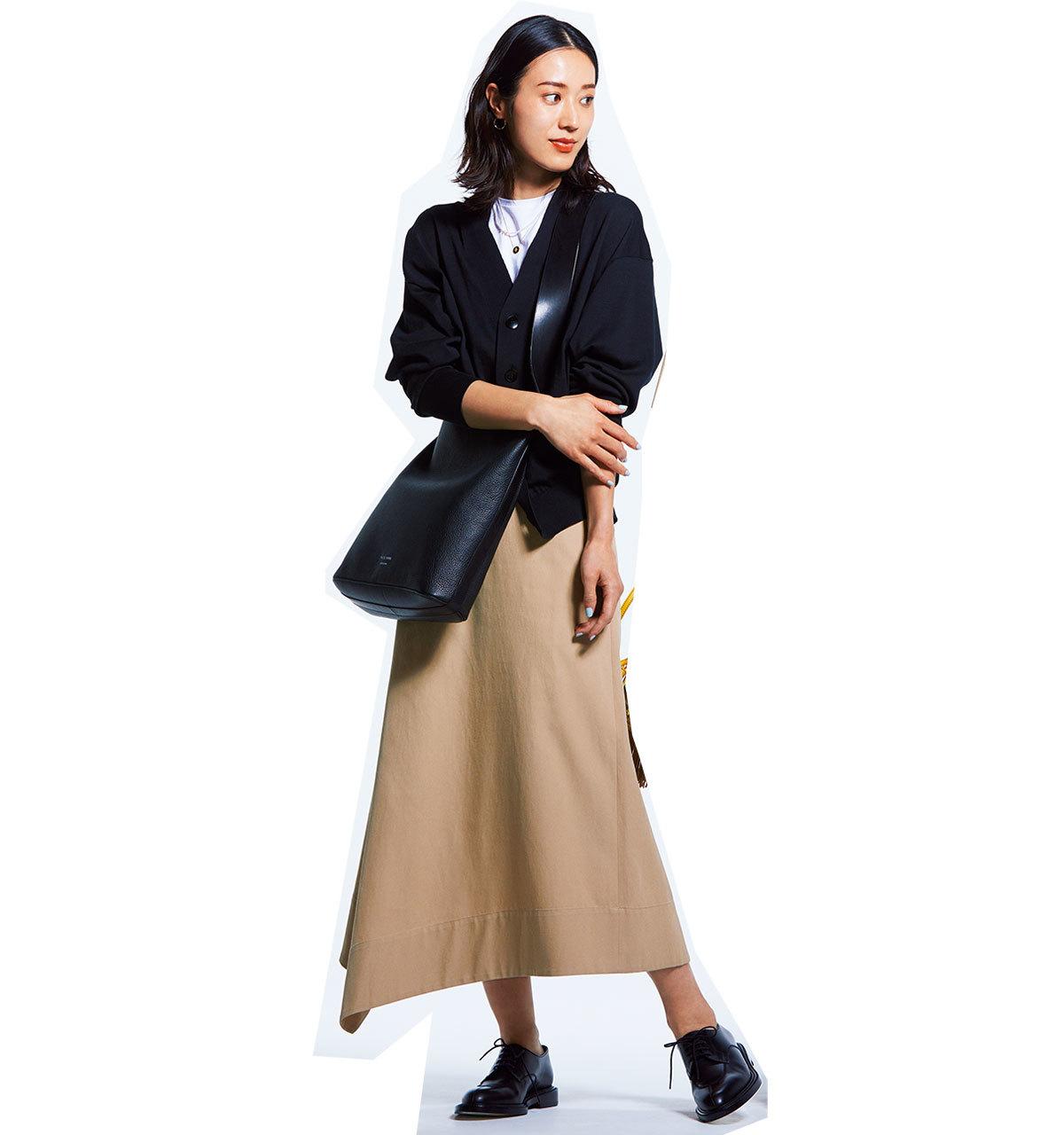シャツ+スカートセットアップ_3