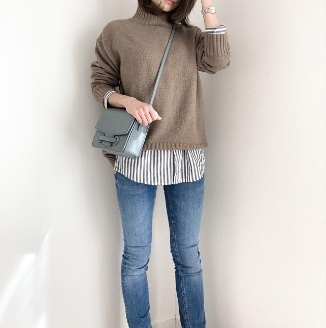 初めてのUNIQLOメンズシャツ♡【momoko_fashion】_1_1-1