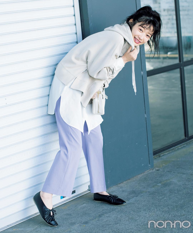【大学生のためのおしゃれで痛くないパンプス】歩きやすさ抜群のフラット靴11選!_1_4