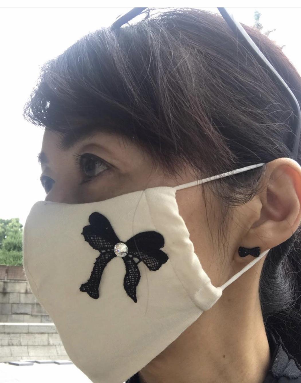 お気に入りのマスクをつけて上野へ♡_1_3