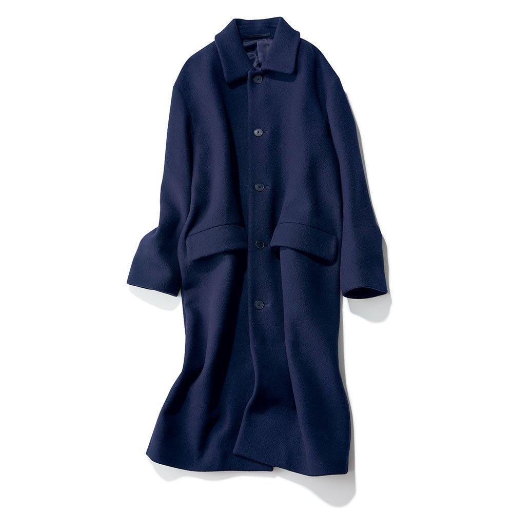 2018年冬の本命コートはエイトンのコート