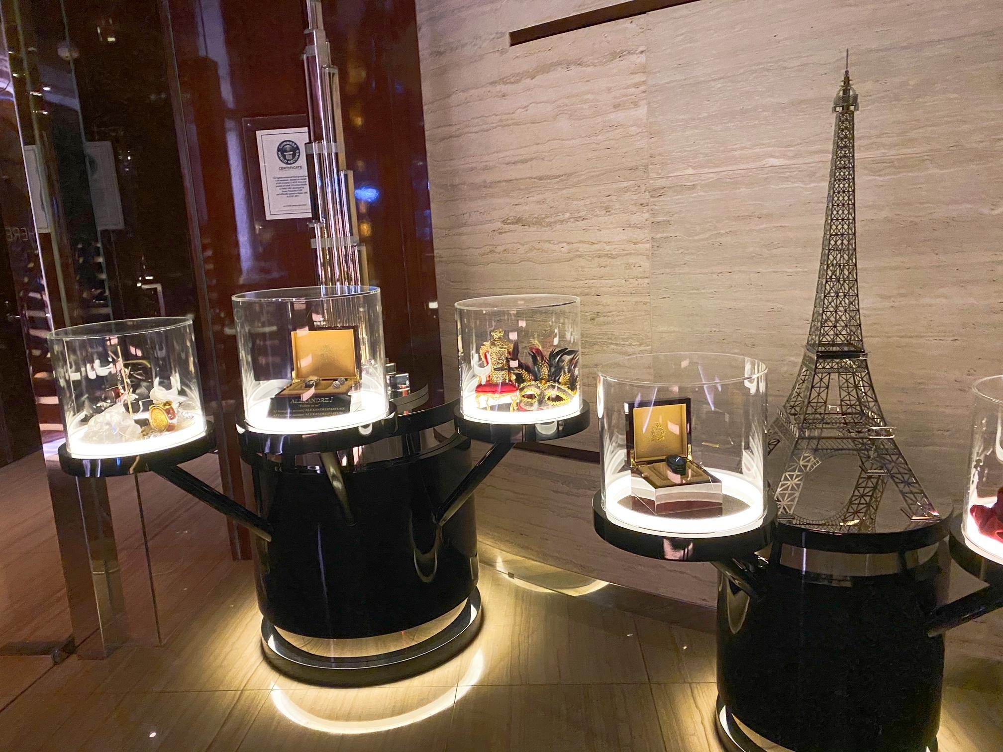 世界で一番高い場所にあるレストランへ〜ドバイ⑤〜_1_3