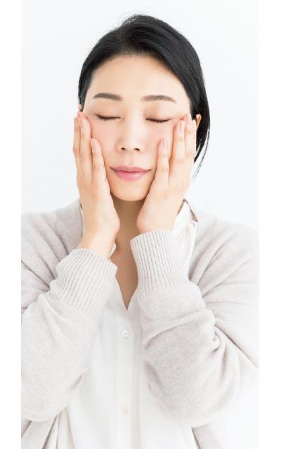 化粧水などは2度塗りして呼び水効果を狙う