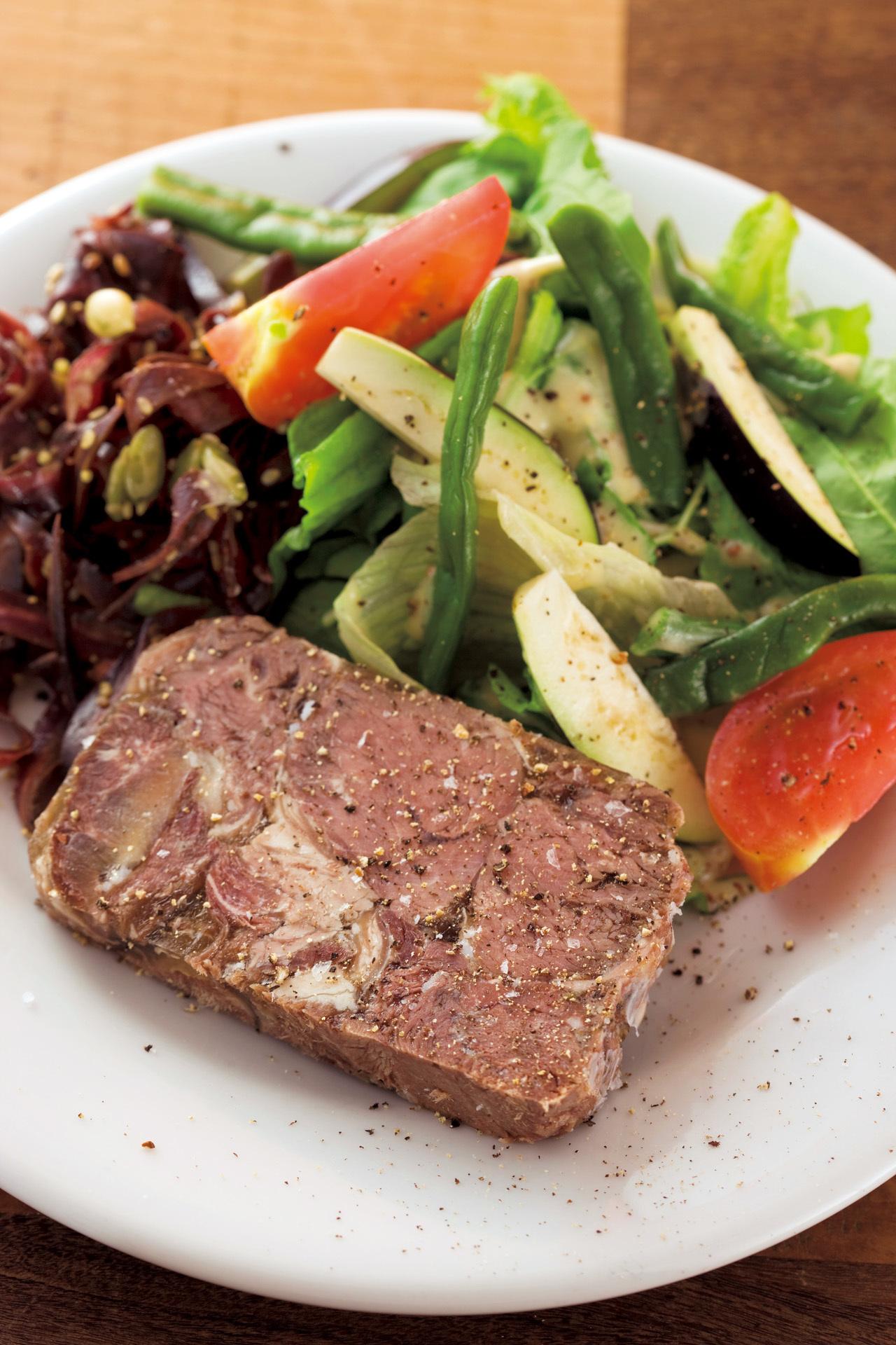 パリの名店の仕事を受け継ぐ 肉職人のステーキ ル・キャトーズィエム_1_2