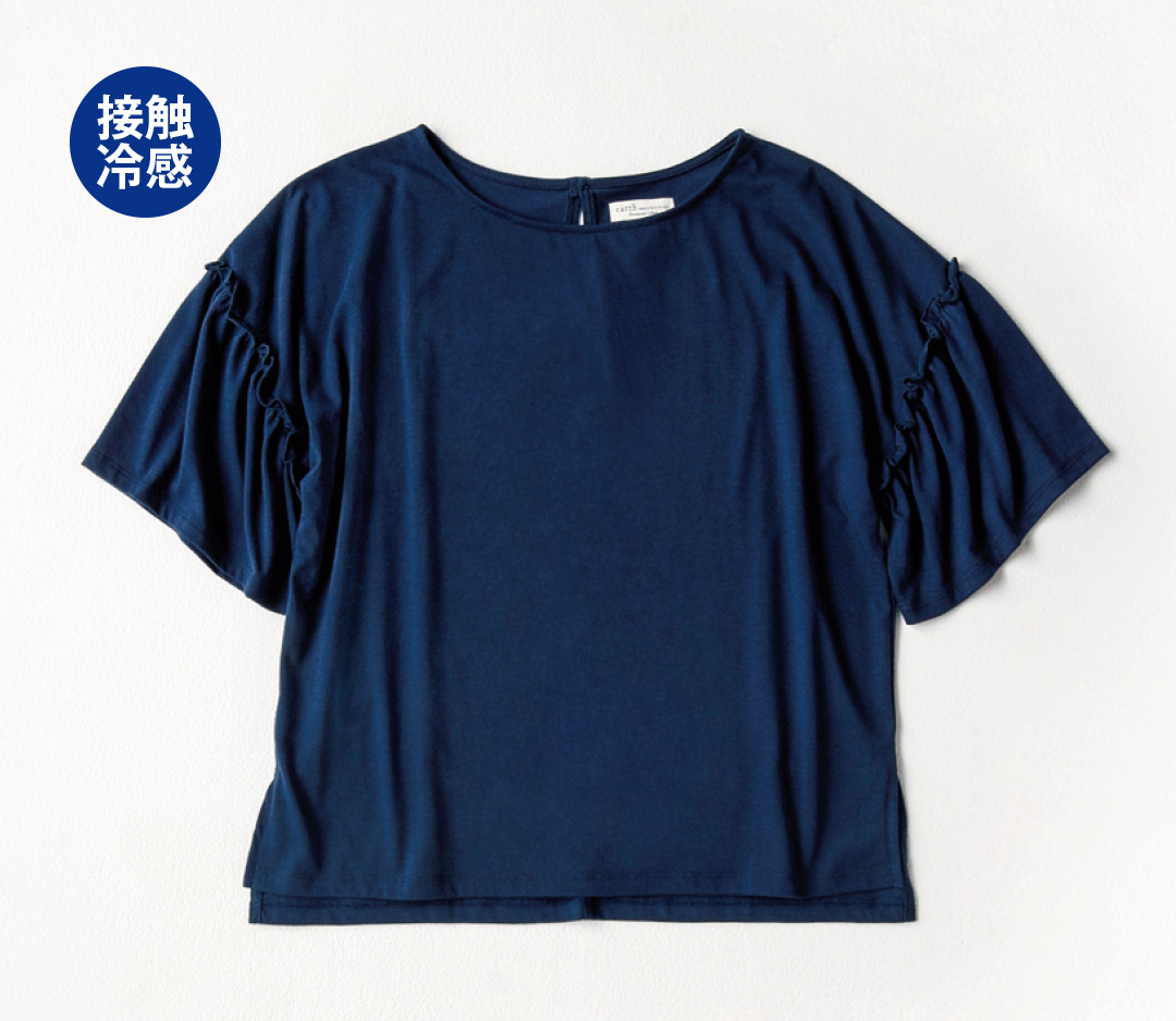 UV対策、汗ジミ防止、接触涼感…今から夏中おしゃれ&快適な服はコレ!_1_1-4