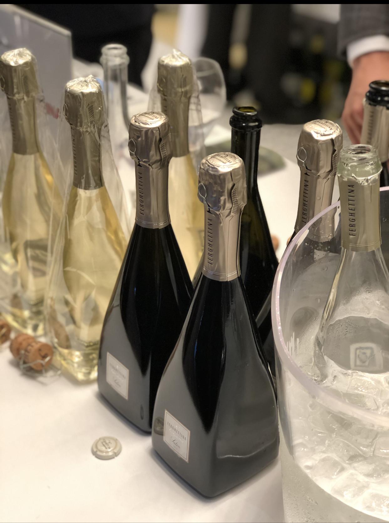イタリアの最高峰発泡ワイン『フランチャコルタ』で乾杯☆_1_9-2