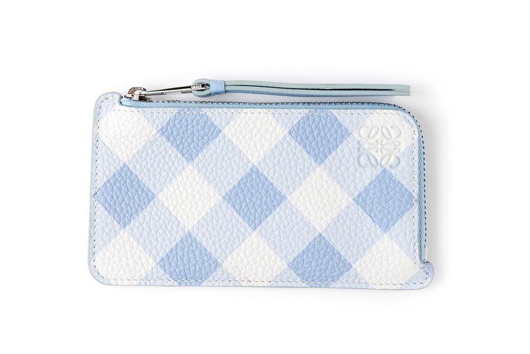 新しいお財布は、ロエベのギンガムチェックシリーズで決まり!【20歳の記念】_1_2-4