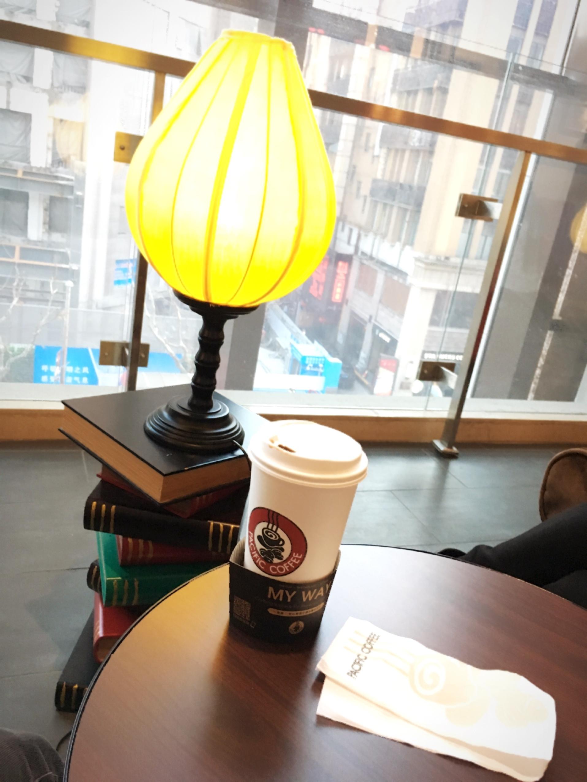 上海でもパシフィックコーヒー!_1_3