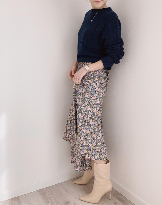 ZARA♡リアルレザーなのにこのお値段!!【momoko_fashion】_1_3-2
