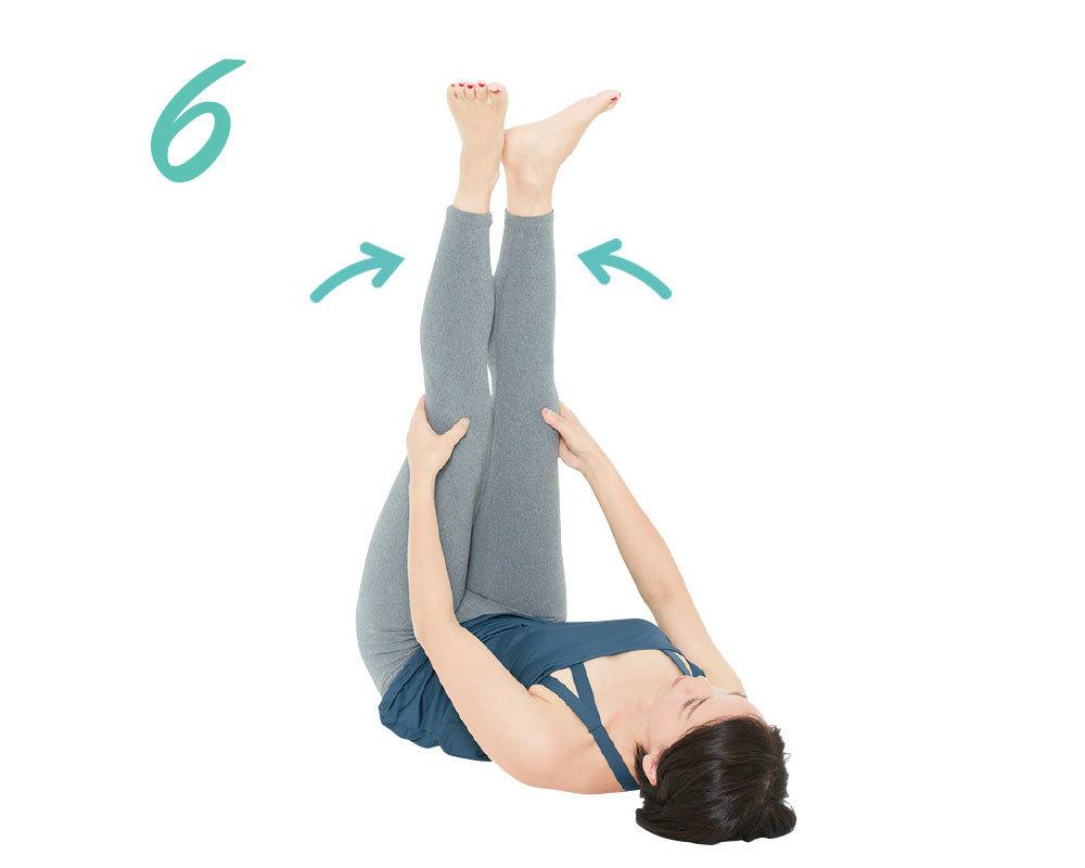 スペシャルエクササイズ【STEP 2】下半身トレーニング6