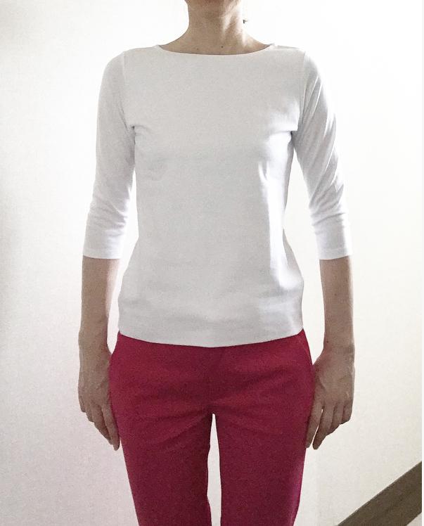ホントに透けない?話題の「ドゥクラッセTシャツ」試してみました!_1_2-2
