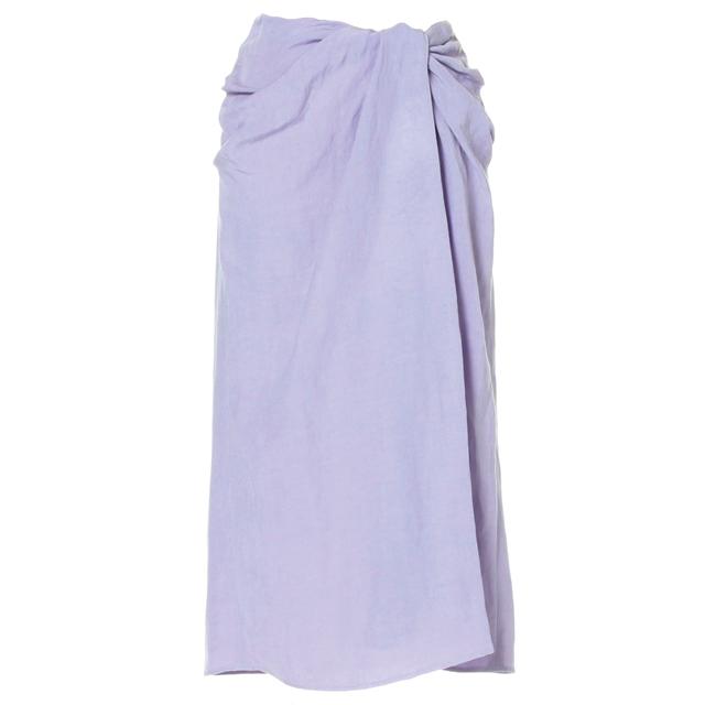 ガリャルダガランテ×エクラ ツイストタイトスカート