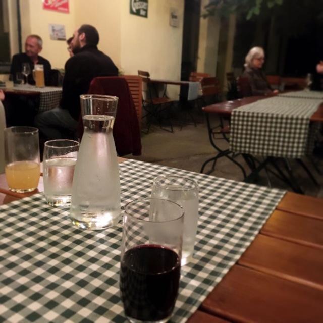 友人とオーストリア料理レストランへ_1_3