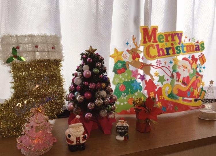 クリスマスまであと10日!お部屋をクリスマス仕様に♡_1_1