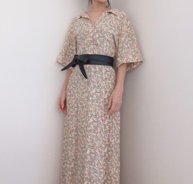 骨格ウェーブに嬉しい!小花柄②【momoko_fashion】_1_1-2