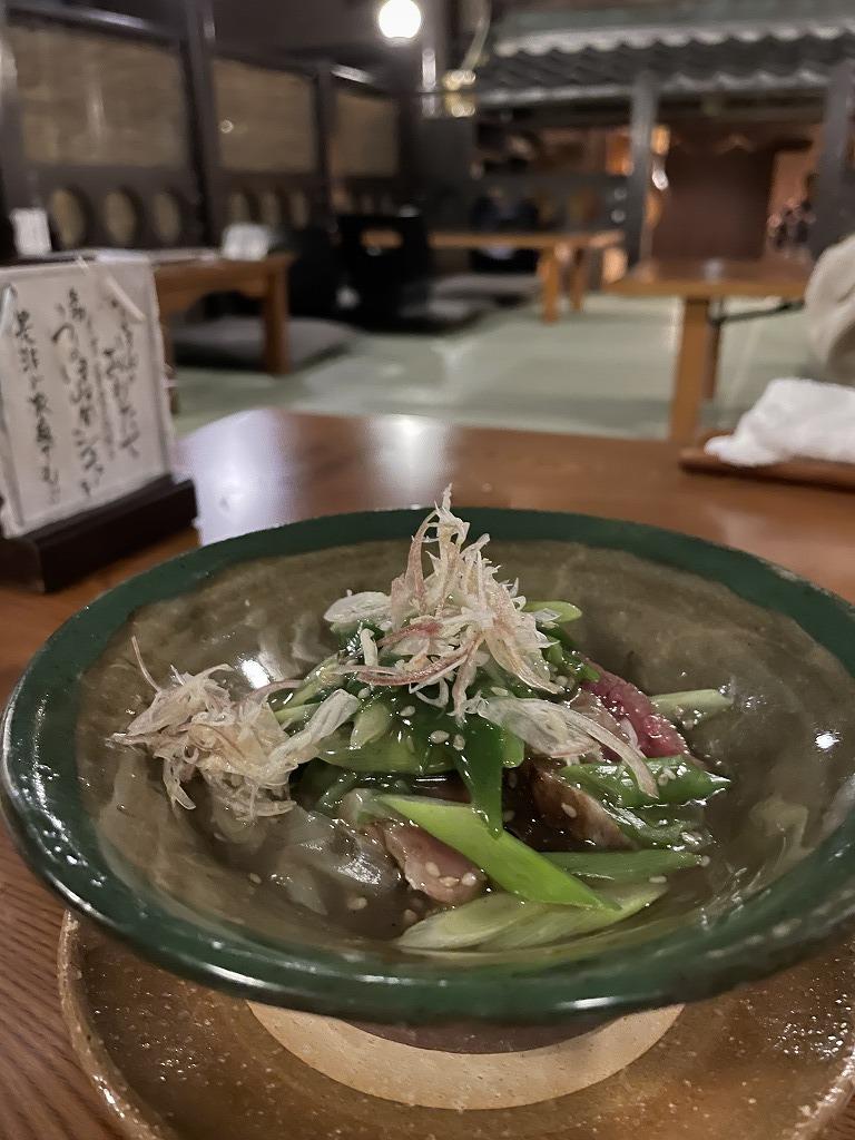 涼しくなってきた川床で京料理を楽しむ_1_3-1