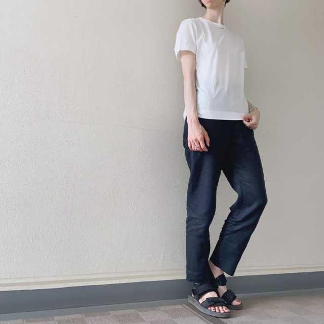 何が違う?【SLOANE】Tシャツ3種着比べました!【40代のミニマルファッション】_1_2