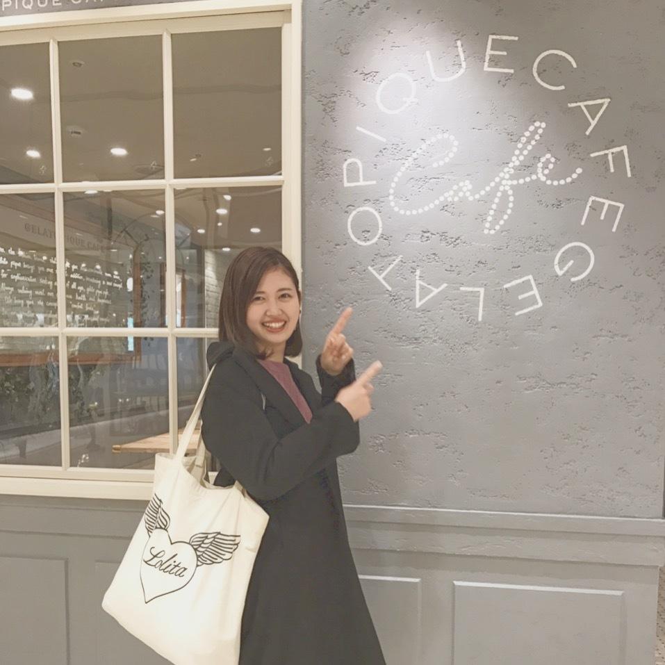 【オススメKYOTO CAFE】 とにかく可愛い♡♡ gelart pique cafe _1_1