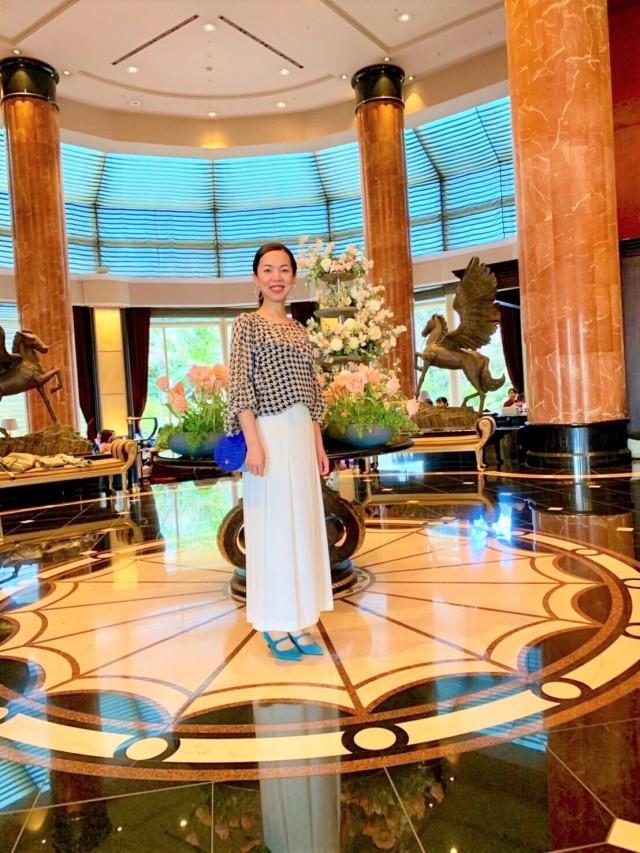 美女組さんと♪鉄板焼き「恵比寿」ウエスティンホテル東京へ_1_4