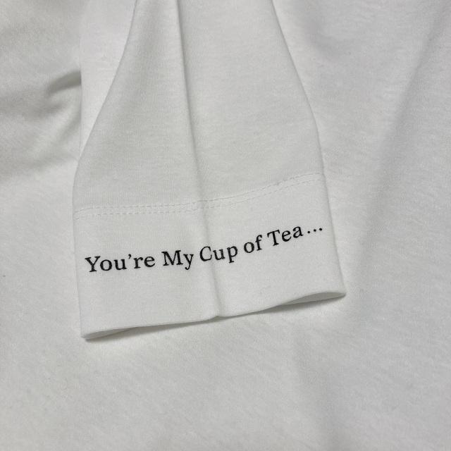 さりげなくて取り入れやすい!シンプル「ロゴTシャツ」_1_2-2