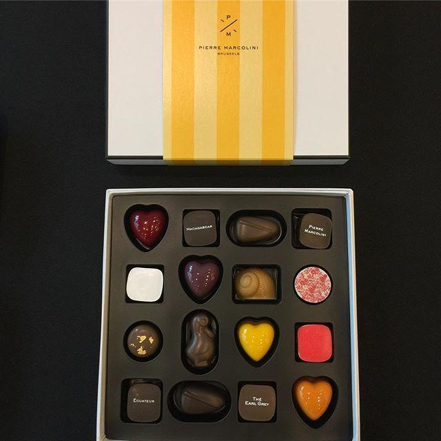 もうバレンタインの話題!? ピエール マルコリーニ新作チョコレートが絶品_1_1-1