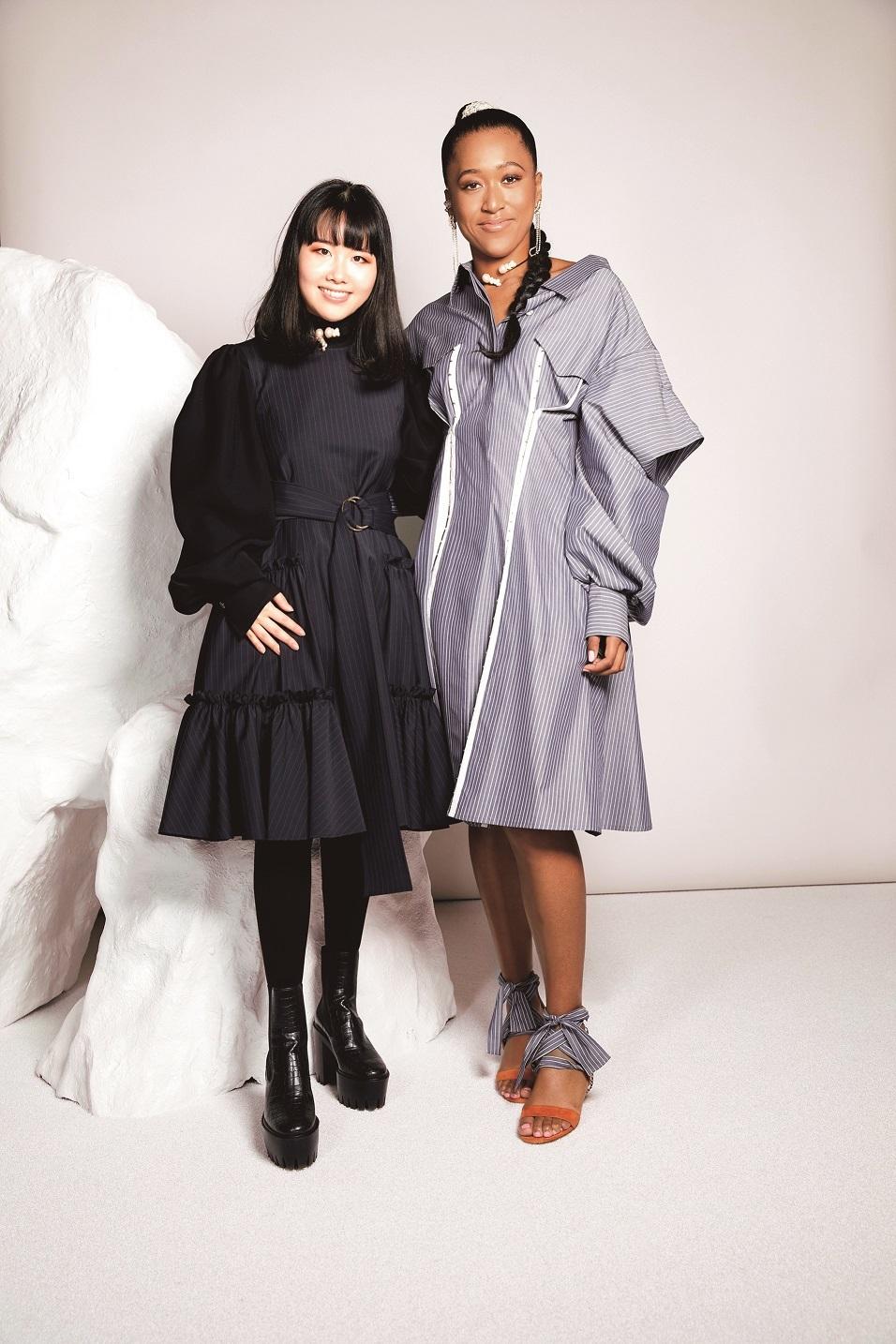 """ADEAM x Naomi Osaka"" コレクションが9月10日(木)より登場_1_4"