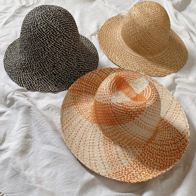 麦わら帽子画像