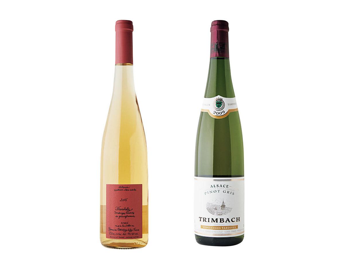 甘口ワイン ×柚子とレモンのクリーム2