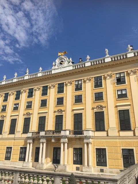 夏休み旅行 day7:オーストリア ウィーン2_1_6-3