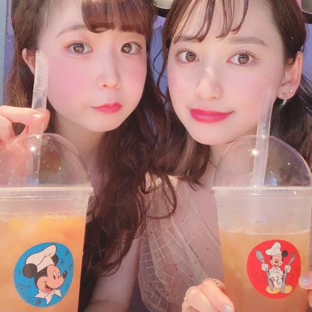 【 TokyoDisneyland 】時間限定 の タピオカ !?_1_2
