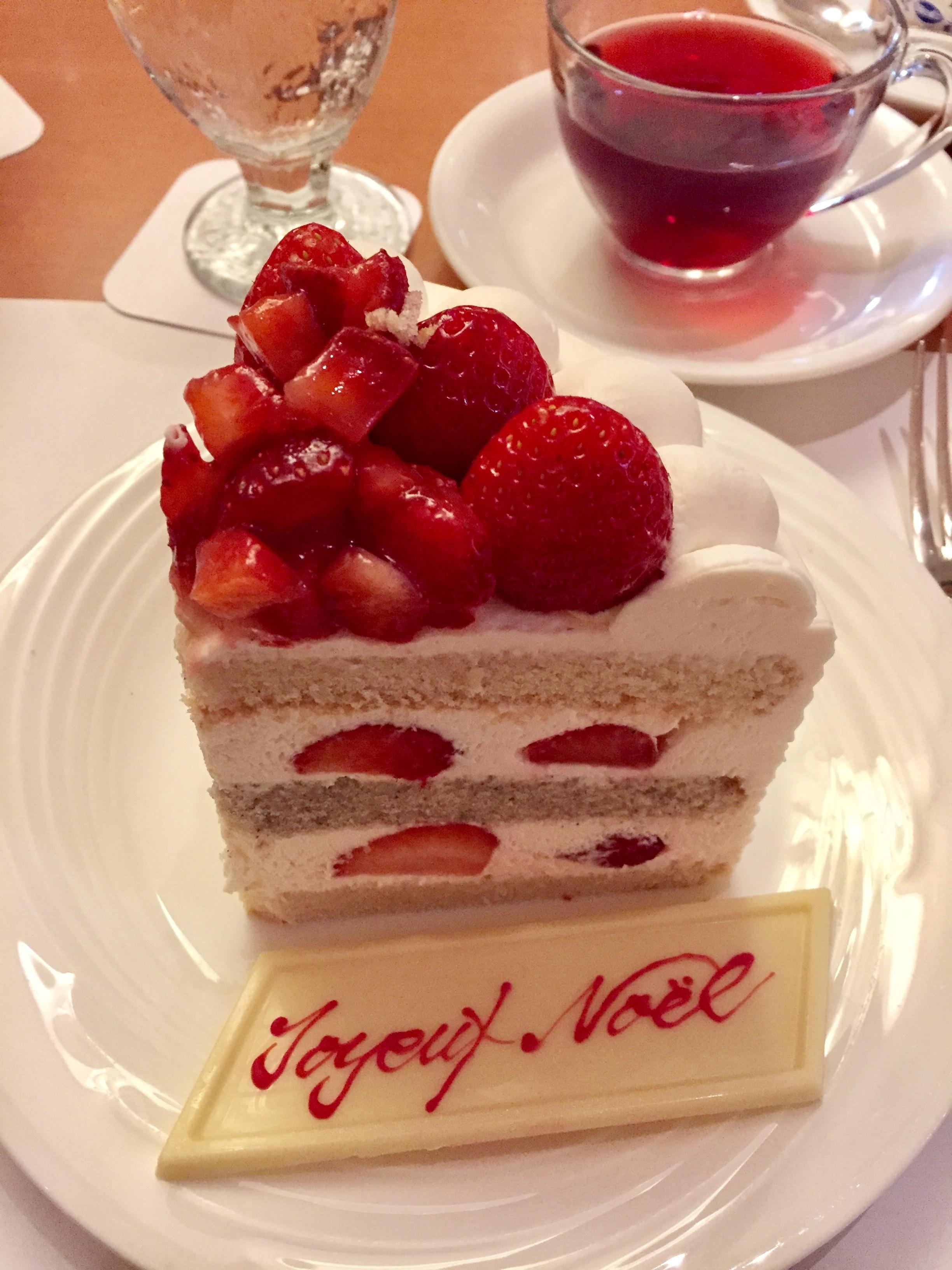 史上最高のクリスマスケーキ♡_1_2