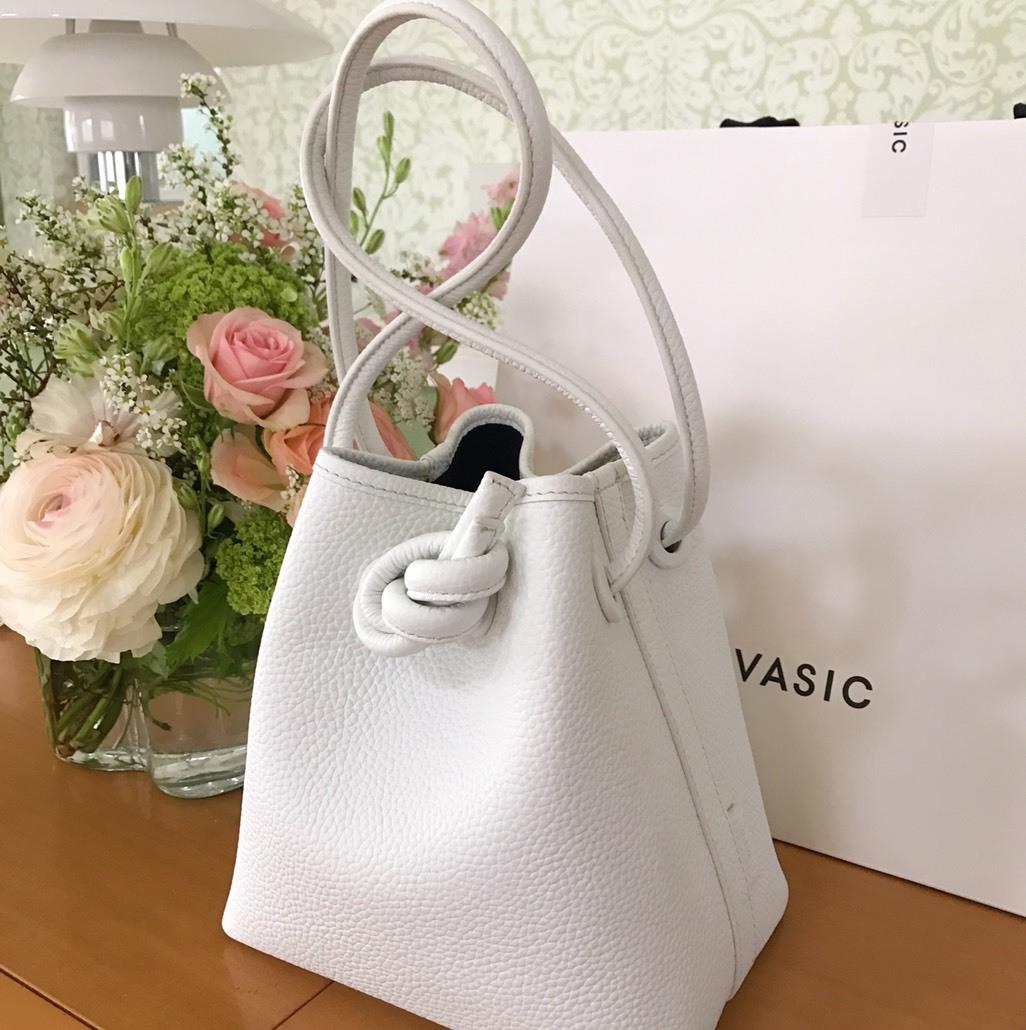VASIC(ヴァジック)の白バッグ_1_2