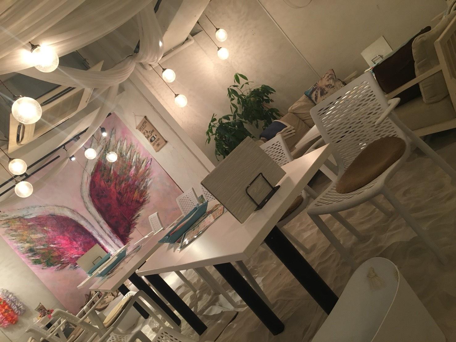 【砂浜カフェ】1番嬉しかったBirthdayサプライズ♡_1_3