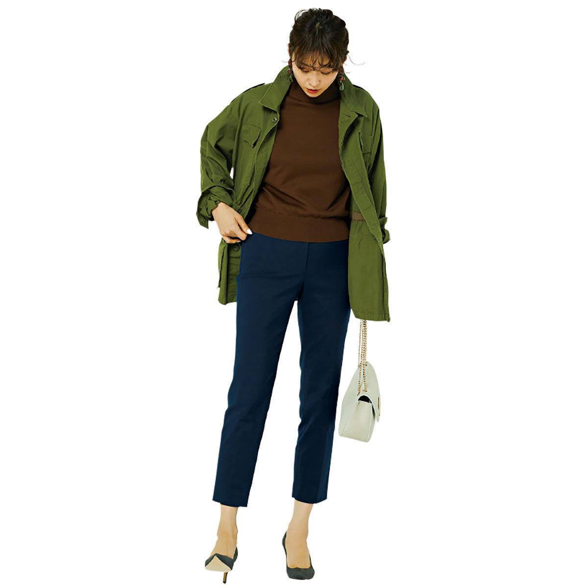 40代の「おしゃれになりたい」をかなえるファッションブランドは? 注目したいアイテムは? | アラフォーファッション_1_26