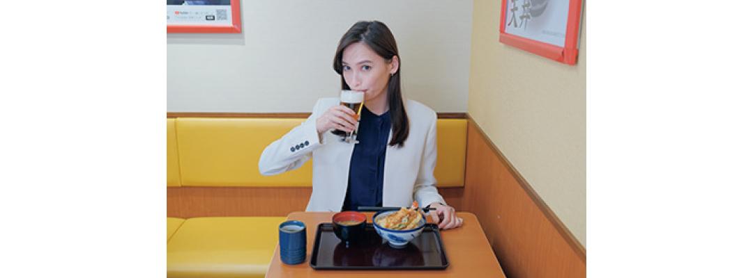 WOWOWオリジナルドラマ 『ひとりで飲めるもん!』
