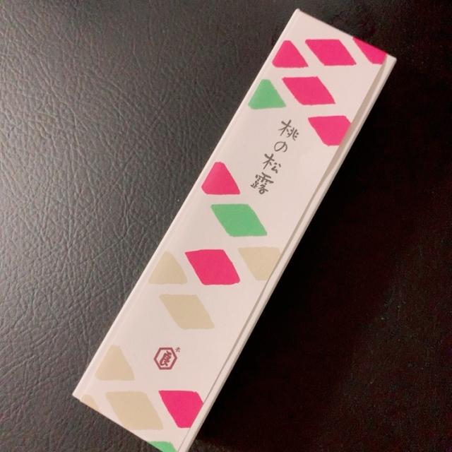 季節を感じる和菓子 桃の松露_1_2