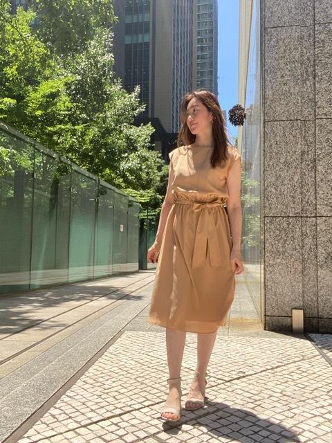 暑い夏はサラッと着れるワンピースで決まり♪_1_4
