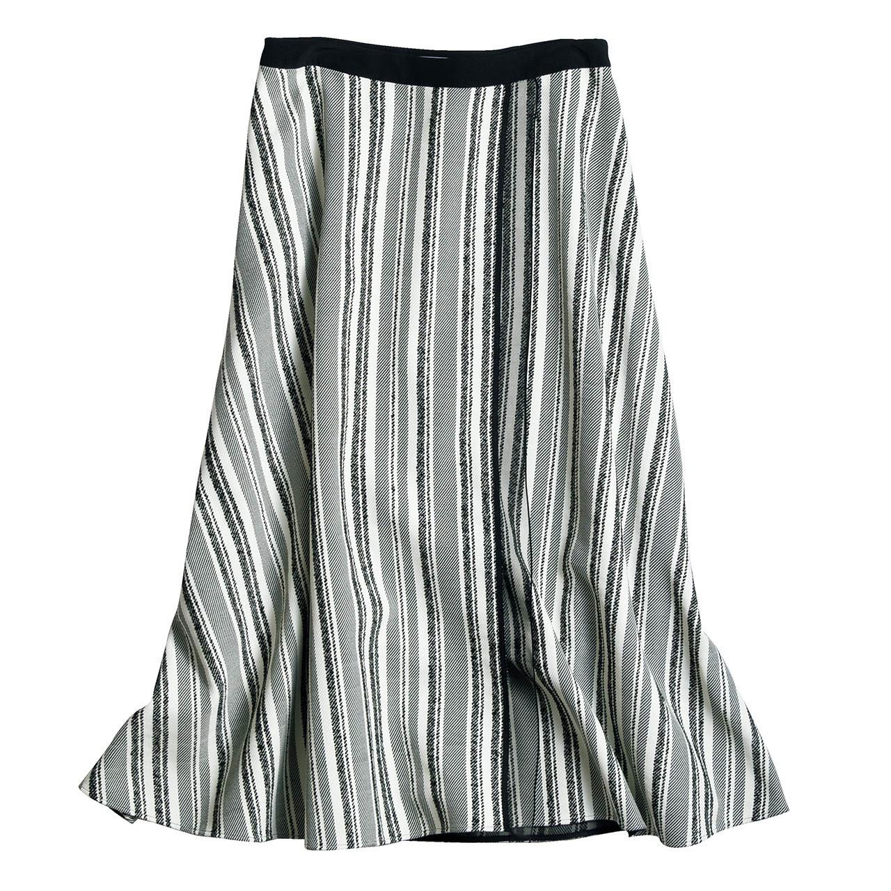 大人なシャープさが魅力の「ストライプスカート」 五選_1_1-2