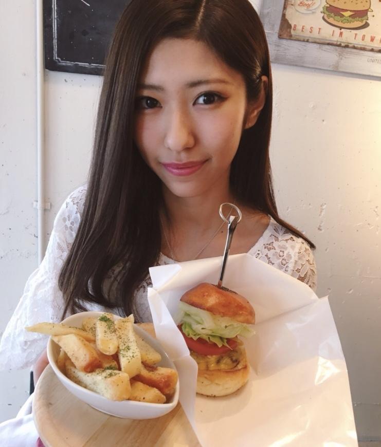 直径9cmのバーガー?!フォトジェニックカフェ♡_1_3